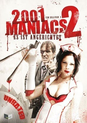 2001 Maniacs 2 - Es ist angerichtet (2010) (Limited Edition, Unrated)