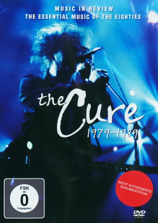 Cure - The Definitive Critical Revue 1979-1989