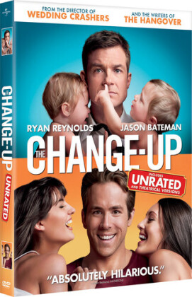 The Change-Up - (Unrated & Rated Version) (2011)
