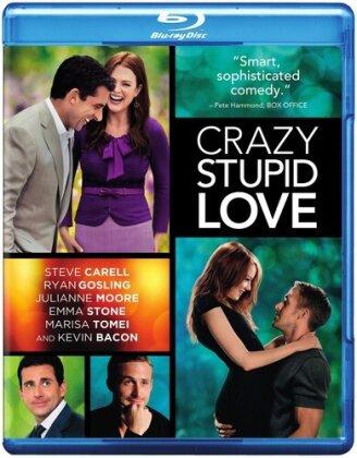 Crazy, Stupid, Love (2011) (Blu-ray + DVD)
