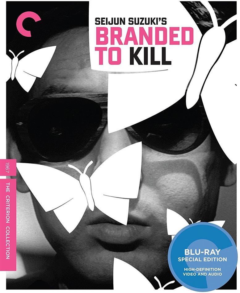 Branded to Kill (1967) (Criterion Collection)