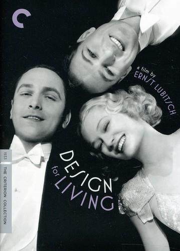 Design for Living (1933) (Criterion Collection, 2 DVDs)