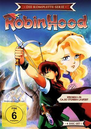 Robin Hood - Die komplette Serie (4 DVDs)