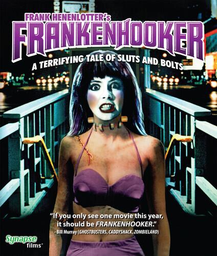 Frankenhooker (1990) (Versione Rimasterizzata, Edizione Speciale, Uncut)