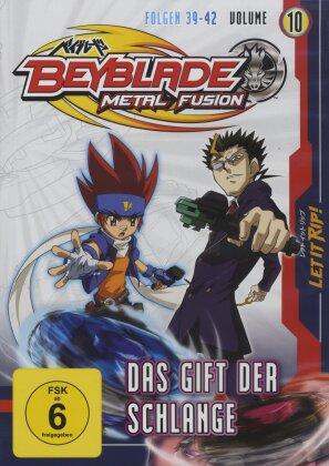 Beyblade Metal Fusion - Vol. 10