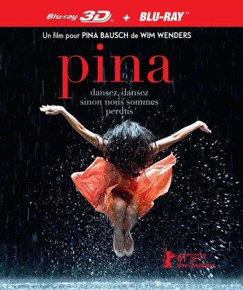 Pina - Dansez, dansez, sinon nous sommes perdus (2011) (Blu-ray 3D + Blu-ray)