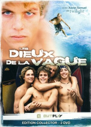 Les dieux de la vague (2008) (Collector's Edition, 2 DVDs)