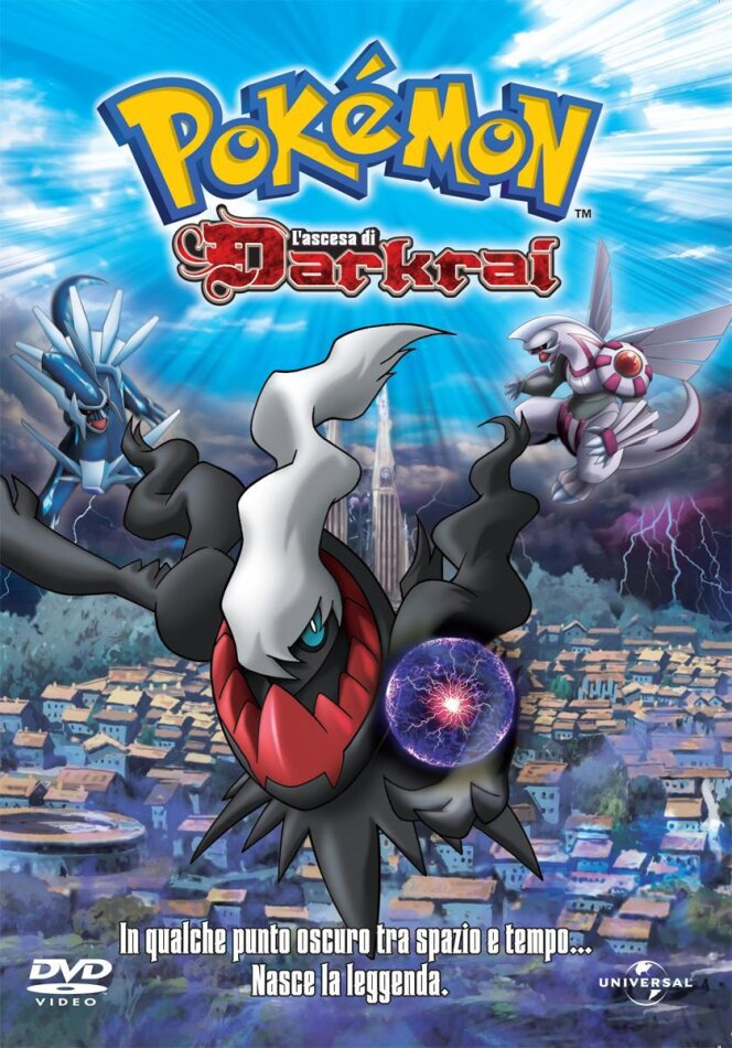 Pokemon - L'ascesa di Darkrai (2008)