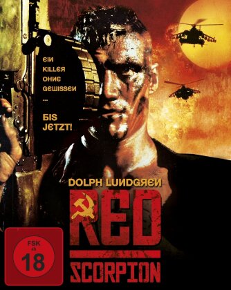 Red Scorpion (1988) (Limited Edition, Steelbook, Uncut)