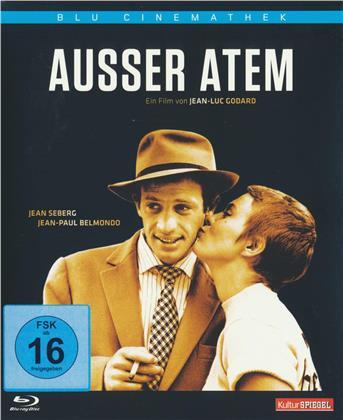 Ausser Atem (1960) (Blu Cinemathek)