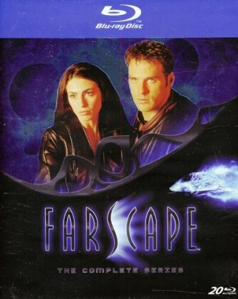 Farscape - The Complete Series (20 Blu-rays)