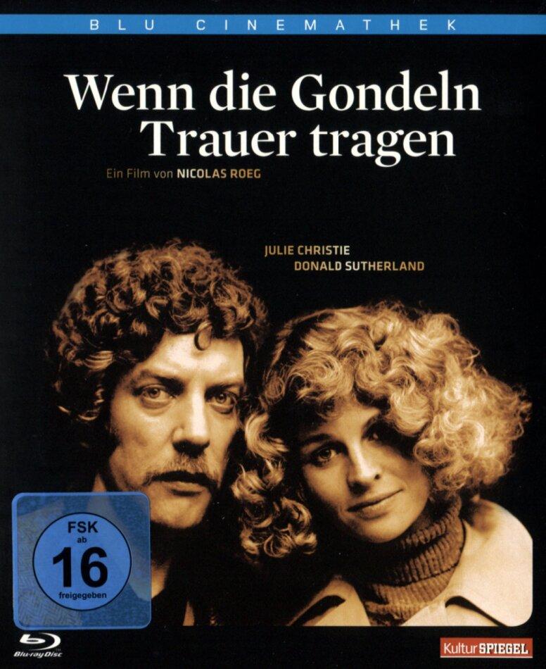 Wenn die Gondeln Trauer tragen - (Blu Cinemathek) (1973)