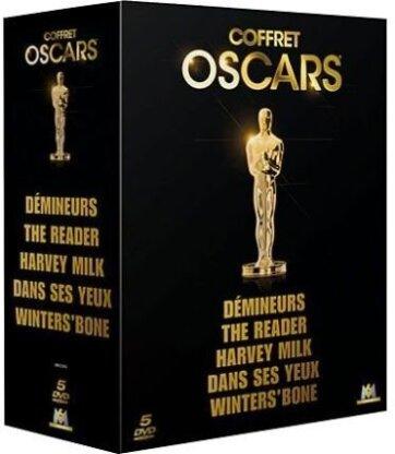 Coffret Oscars - Démineurs / Harvey Milk / The Reader / Winter's Bone / Dans ses yeux (5 DVDs)