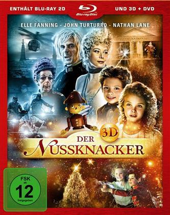 Der Nussknacker (Blu-ray 3D + Blu-ray)