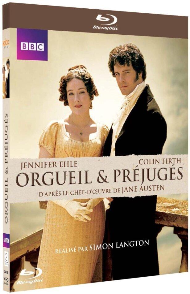Orgueil & préjugés (1995) (BBC, 2 Blu-rays)