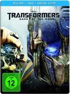 Transformers 3 - Dark of the Moon (2011) (Limited Edition, Steelbook, Blu-ray + DVD)