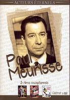 Paul Meurisse - Le monocle rit jaune / Le Majordome / L'assassin connait la musique (3 DVDs)