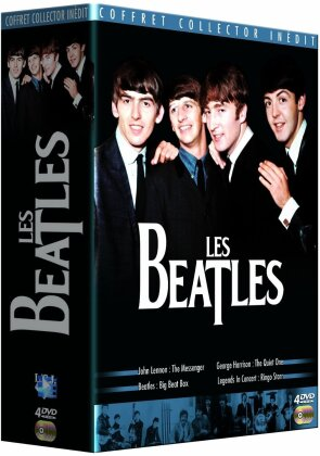 The Beatles - Les Beatles (Box, Collector's Edition, 4 DVDs)