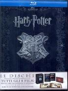 Harry Potter 1 - 7 - La collezione completa (Limited Edition, 11 Blu-rays)