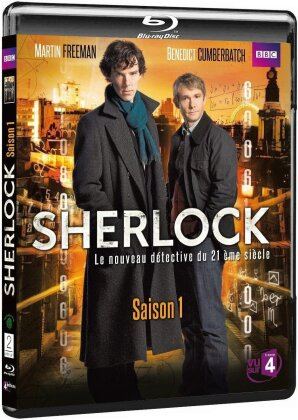 Sherlock - Saison 1 (BBC)