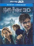 Harry Potter e i doni della morte - Parte 1 ) (2010) (3 Blu-ray 3D (+2D))