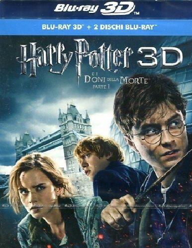 Harry Potter e i doni della morte - Parte 1 ) (2010) (3 Blu-ray 3D (+2D))