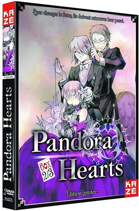 Pandora Hearts - Saison 1 - Box 2 (Limited Edition, 2 DVDs)