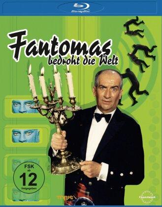 Fantomas bedroht die Welt (1967)