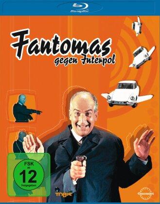 Fantomas gegen Interpol (1965)