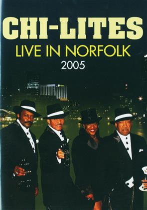 Chi-Lites - Live in Norfolk - 2005
