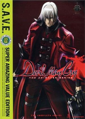Devil May Cry - The complete Series (S.A.V.E. 3 DVDs)