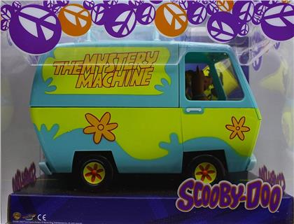 Scooby-Doo - The Mystery Machine (Limited Edition, 8 DVDs)