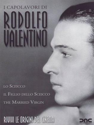 I capolavori di Rodolfo Valentino (3 DVDs)