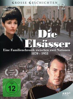 Die Elsässer - Grosse Geschichten 12 (4 DVDs)