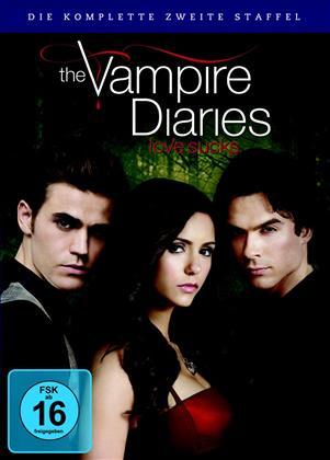 The Vampire Diaries - Staffel 2 (5 DVDs)