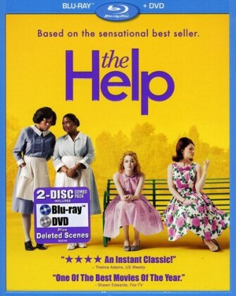 The Help (2011) (Blu-ray + DVD)