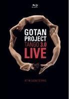 Gotan Project - Tango 3.0 Live - Casino de Paris (Blu-ray + DVD)