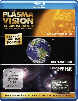 Plasma Vision - Eine Reise durch den Kosmos