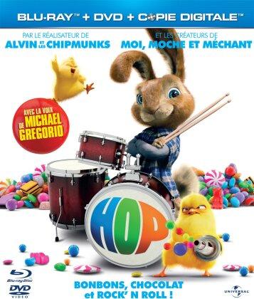Hop (2011) (Blu-ray + DVD)