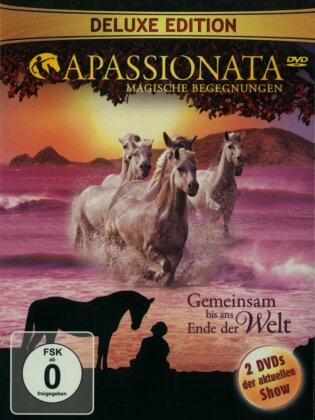 Apassionata - Gemeinsam bis ans Ende der Welt (Deluxe Edition, 2 DVD)