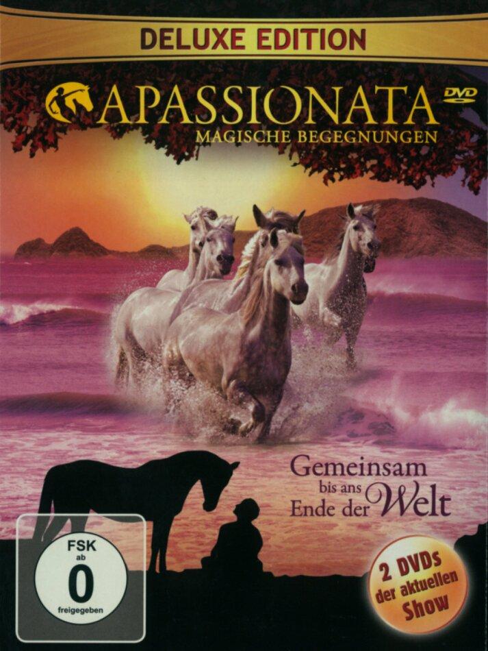 Apassionata - Gemeinsam bis ans Ende der Welt (Deluxe Edition, 2 DVDs)