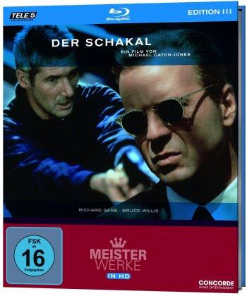 Der Schakal (1997) (Meisterwerke in HD, Digibook)