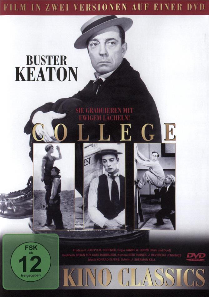 Buster Keaton - College - Kino Classics (1927)