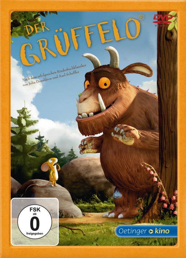 Der Grüffelo (2009) (Book Edition)