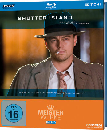Shutter Island (2010) (Meisterwerke Edition)