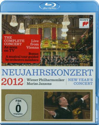 Wiener Philharmoniker, … - Neujahrskonzert 2012 (Sony Classical)