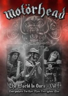 Motörhead - The Wörld Is Ours - Vol. 1