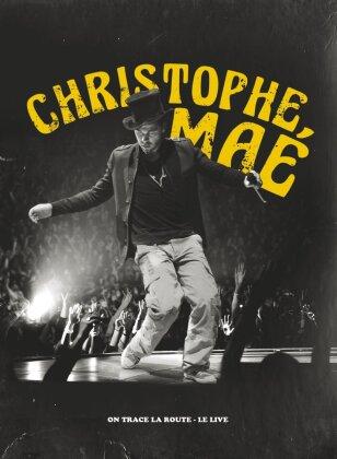 Maé Christophe - On trace la Route - Live