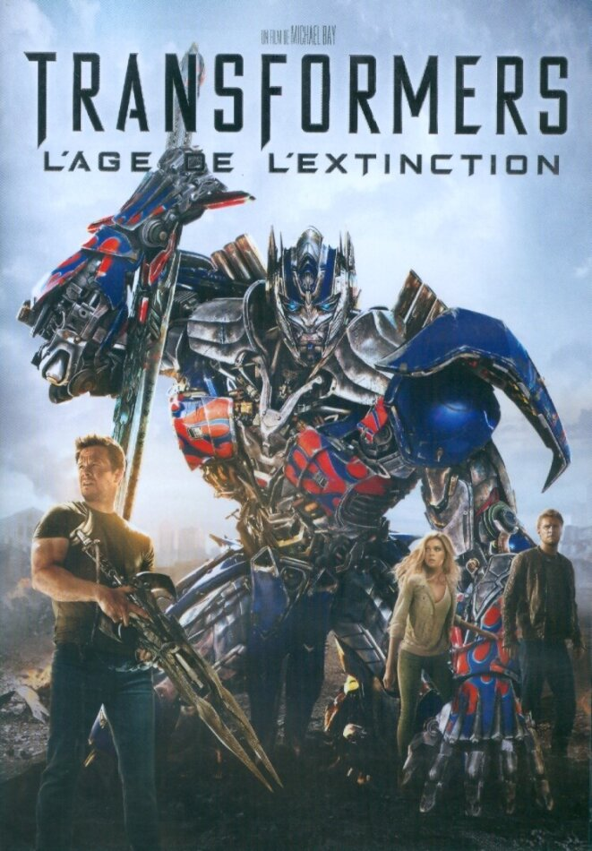 Transformers 4 - L'âge de l'extinction (2014)
