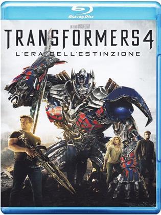 Transformers 4 - L'era dell'estinzione (2014) (2 Blu-rays)